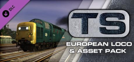 Купить Train Simulator: European Loco & Asset Pack (DLC)