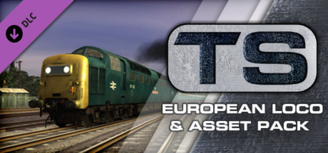 Train Simulator: European Loco & Asset Pack