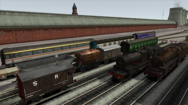 Train Simulator: European Loco & Asset Pack (DLC)