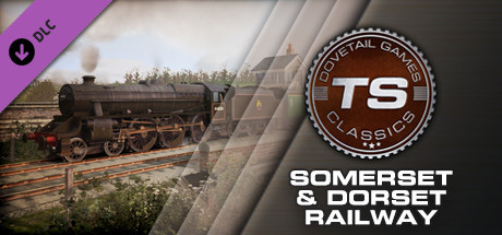 Купить Train Simulator: Somerset & Dorset Railway Route Add-On (DLC)