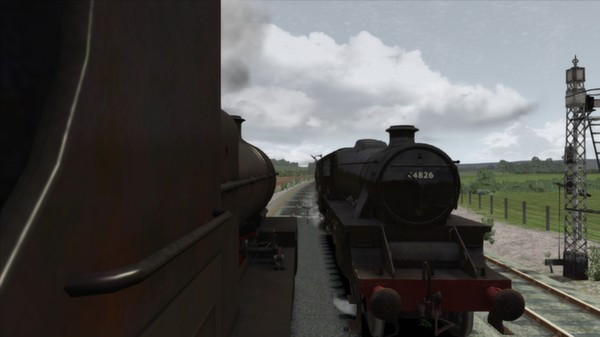 скриншот Somerset & Dorset Railway Route Add-On 2