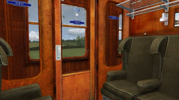 скриншот Somerset & Dorset Railway Route Add-On 5