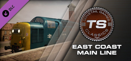 Купить Train Simulator: East Coast Main Line Route Add-On (DLC)