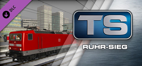 Купить Train Simulator: Ruhr-Sieg Route Add-On (DLC)