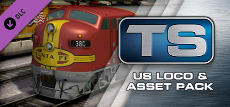 US Loco & Asset Pack