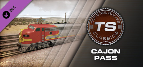 Train Simulator: Cajon Pass Route Add-On · AppID: 208307