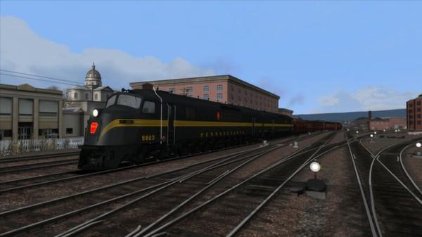 Train Simulator: PRR Baldwin Centipede Loco Add-On (DLC)