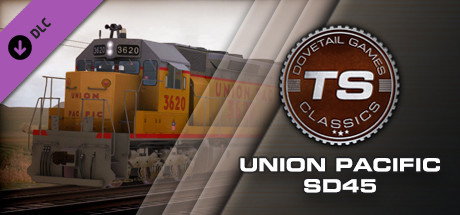 Union Pacific SD45 Loco Add-On