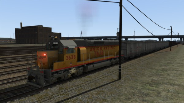 скриншот Union Pacific SD45 Loco Add-On 5