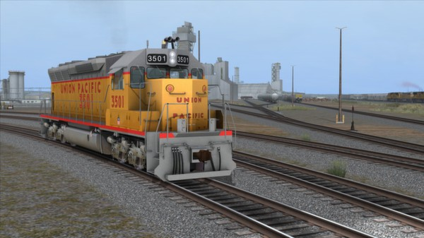 скриншот Union Pacific SD45 Loco Add-On 0
