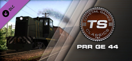 Купить Train Simulator: PRR GE 44 Loco Add-On (DLC)