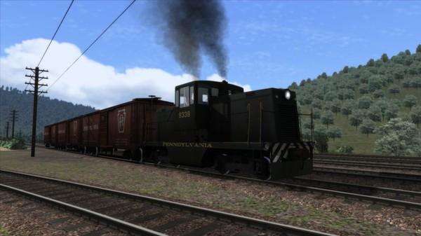 Train Simulator: PRR GE 44 Loco Add-On (DLC)