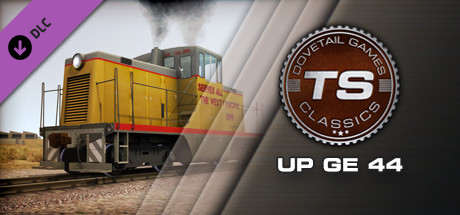 UP GE 44 Loco Add-On