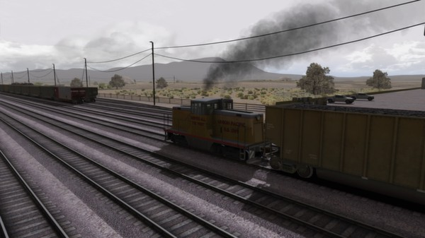 Train Simulator: UP GE 44 Loco Add-On (DLC)