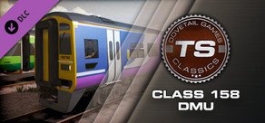 Train Simulator: Class 158 DMU Add-On
