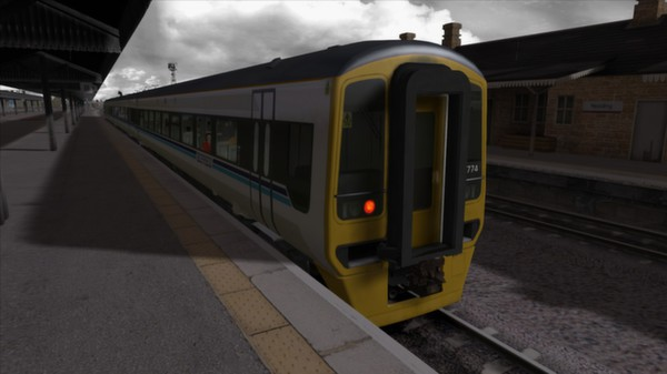 Class 158 DMU Add-On