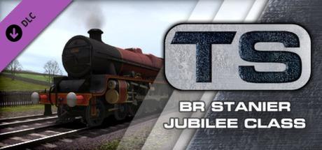 BR Stanier Jubilee Class Loco Add-On