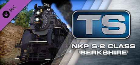Train Simulator: NKP S-2 Class Berkshire Loco Add-On