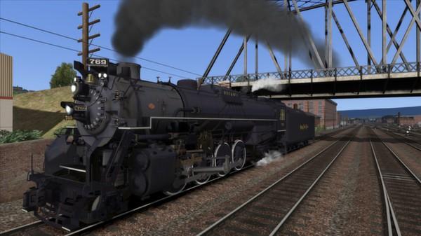 скриншот NKP S-2 Class 'Berkshire' Loco Add-On 0