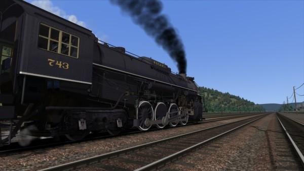 скриншот NKP S-2 Class 'Berkshire' Loco Add-On 5