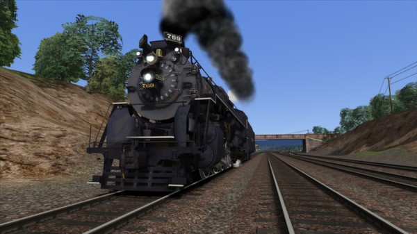 Train Simulator: NKP S-2 Class 'Berkshire' Loco Add-On (DLC)