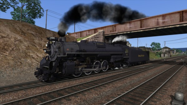 скриншот NKP S-2 Class 'Berkshire' Loco Add-On 1