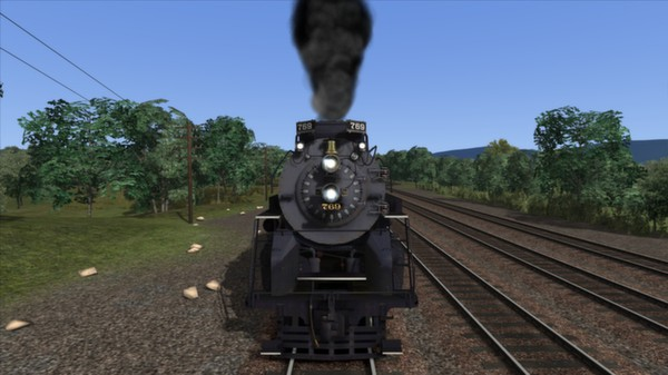 скриншот NKP S-2 Class 'Berkshire' Loco Add-On 3