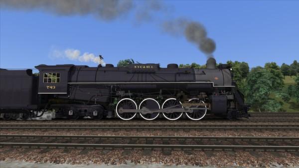 скриншот NKP S-2 Class 'Berkshire' Loco Add-On 4