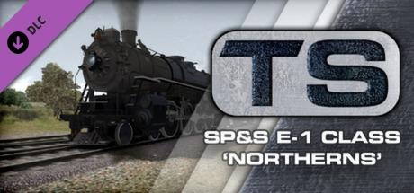 SP&S E-1 Class 'Northern' Loco Add-On