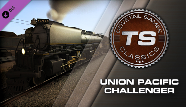 Train Simulator: Union Pacific Challenger - Info