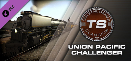 Купить Train Simulator: Union Pacific Challenger Loco Add-On (DLC)