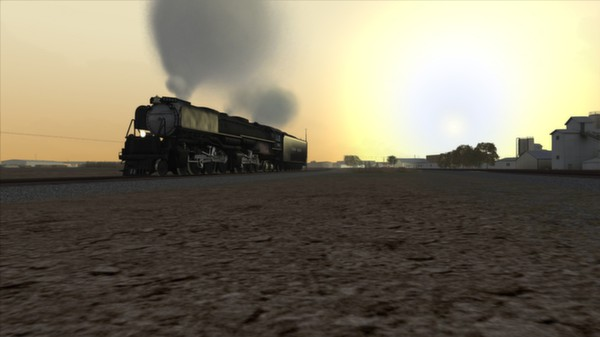 скриншот Union Pacific Challenger Loco Add-On 1