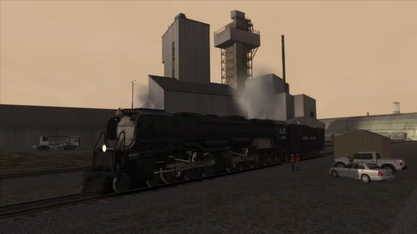 Train Simulator: Union Pacific Challenger Loco Add-On (DLC)