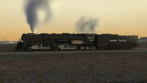 скриншот Union Pacific Challenger Loco Add-On 0