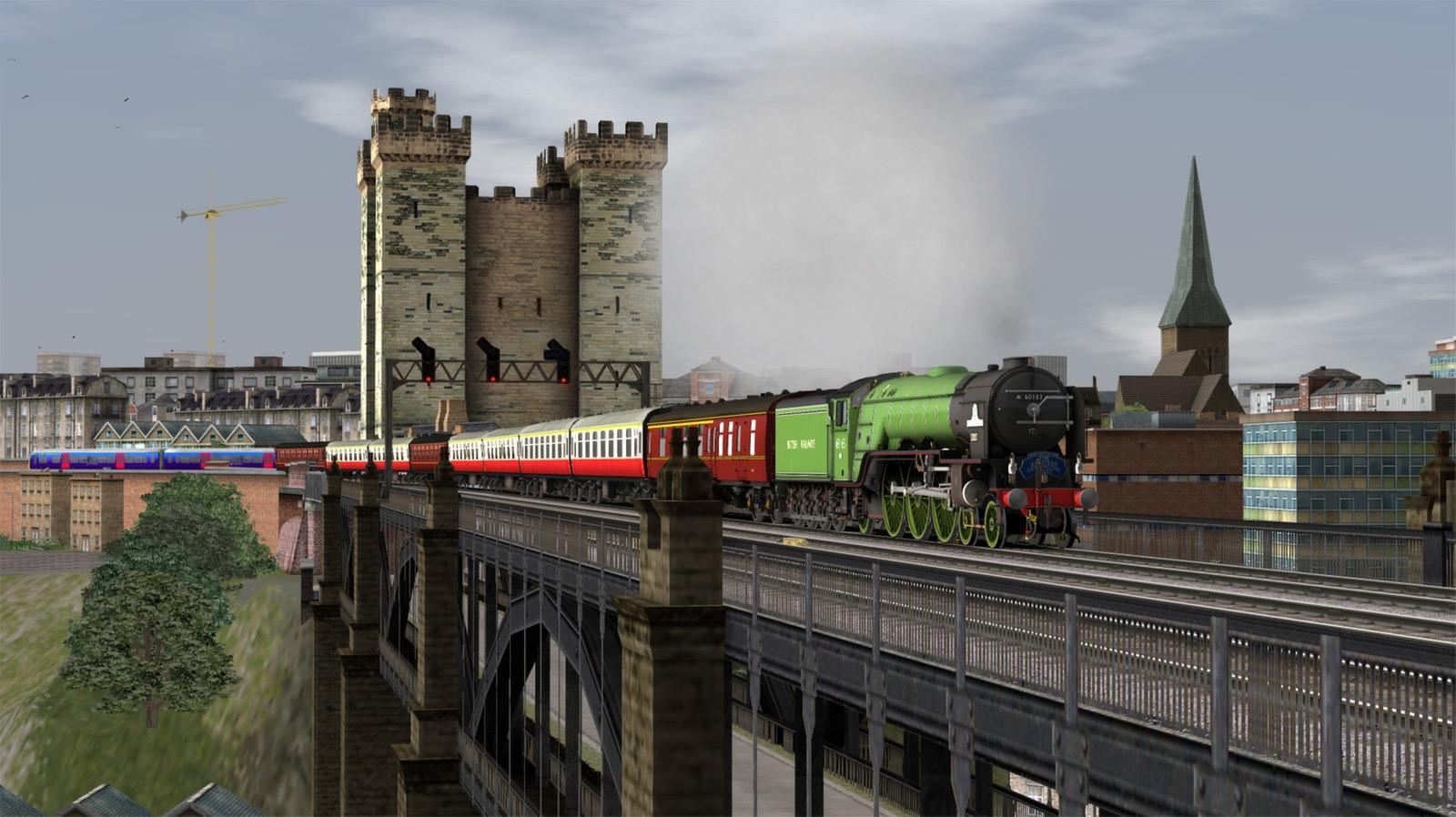 Train Simulator: LNER/BR Class A1 'Tornado' Loco Add-On