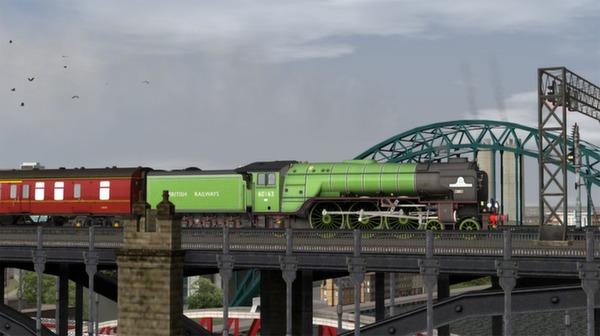 Train Simulator: LNER/BR Class A1 'Tornado' Loco Add-On (DLC)