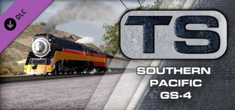 Southern Pacific GS-4 Loco Add-On