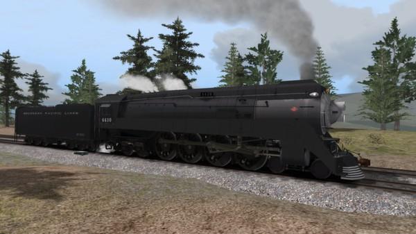 Train Simulator: Southern Pacific GS-4 Loco Add-On (DLC)