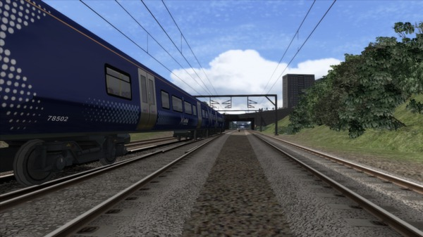 Train Simulator: ScotRail Class 380 EMU Add-On (DLC)