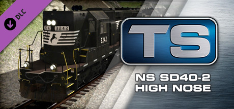 Train Simulator: Norfolk Southern SD40-2 High Nose Loco Add-On