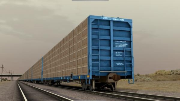 Train Simulator: CN SD40-2 Wide Nose Loco Add-On (DLC)