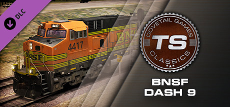 BNSF Dash 9 Loco Add-On