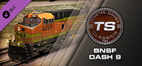 Train Simulator: BNSF Dash 9 Loco Add-On
