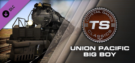 Union Pacific Big Boy Loco Add-On