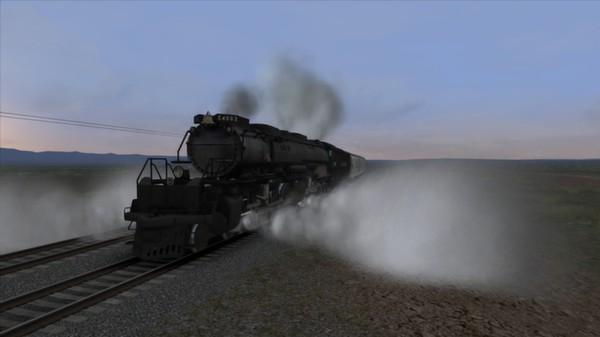 Train Simulator: Union Pacific Big Boy Loco Add-On (DLC)