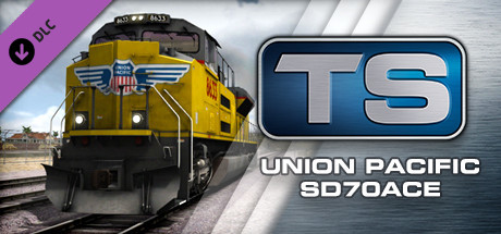 Union Pacific SD70Ace Loco Add-On
