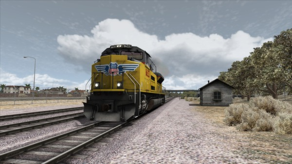 скриншот Union Pacific SD70Ace Loco Add-On 5