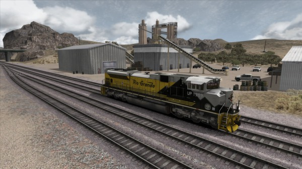 Train Simulator: Union Pacific SD70Ace Loco Add-On (DLC)
