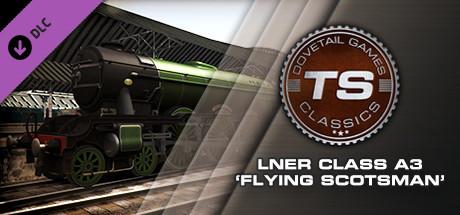 LNER Class A3 'Flying Scotsman' Loco Add-On