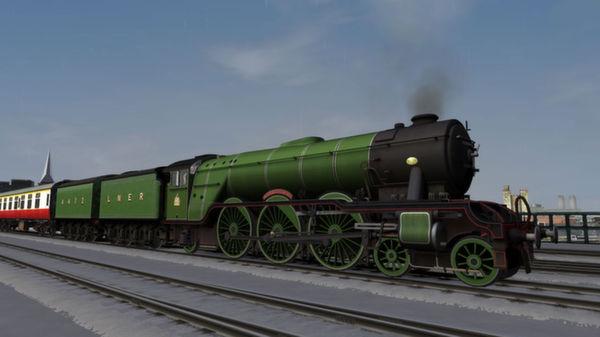 скриншот LNER Class A3 'Flying Scotsman' Loco Add-On 0